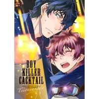 Doujinshi - Blood Blockade Battlefront / Steven A Starphase x Leonard Watch (Boy Killer Cacktail) / Teion Yakedo