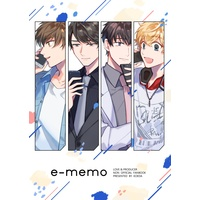 Doujinshi - Illustration book - Love and Producer (e-memo) / こえだの森
