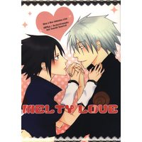 Doujinshi - Anthology - NARUTO / Kakashi x Sasuke (MELTY LOVE *アンソロジー)