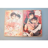 [Boys Love (Yaoi) : R18] Doujinshi - Anthology - Shingeki no Kyojin / Eren x Levi (ERERI FES 2冊セット *アンソロジー 2冊セット) / UNAP!