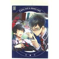 [Boys Love (Yaoi) : R18] Doujinshi - Blue Exorcist / Yukio x Rin (Carry out a dawn raid) / 6counter