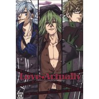 [Boys Love (Yaoi) : R18] Doujinshi - Anthology - AMNESIA / Ikki & Heroine & Kent & Ukyo (Love Actually *アンソロジー)