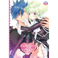 [Boys Love (Yaoi) : R18] Doujinshi - Anthology - Promare / Galo x Lio (Love you! XOXO) / Locus
