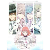 Doujinshi - Illustration book - UtaPri / Ai & Camus & Haruka & QUARTET NIGHT (LOVE 4 YOU) / Gu-tara