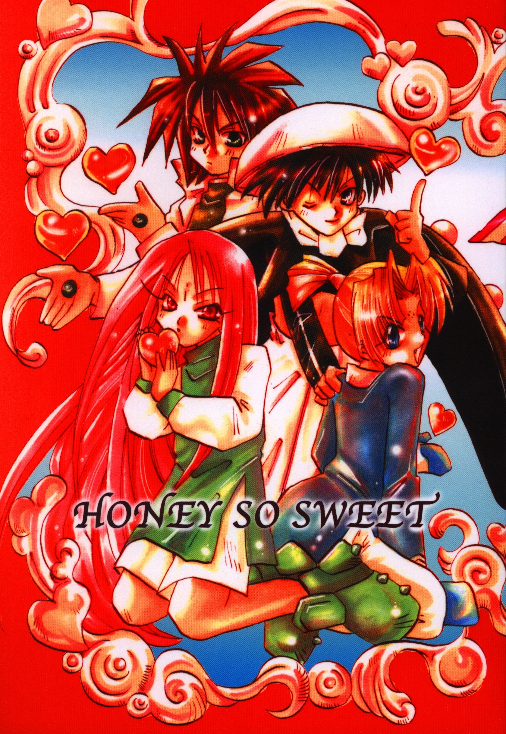Doujinshi - Houshin Engi / All Characters (HONEY SO SWEET) / OCTOPUS BRAND