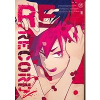 [Boys Love (Yaoi) : R18] Doujinshi - Yowamushi Pedal / Imaizumi x Naruko (Re RECORD 2) / Lights.