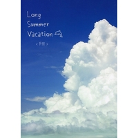 [Boys Love (Yaoi) : R18] Doujinshi - Novel - Hetalia / United Kingdom x Japan (Long Summer Vacation) / 3号棟