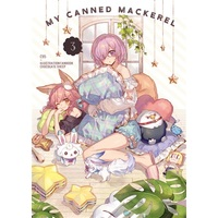 Doujinshi - Illustration book - Fate/Grand Order / Mash Kyrielight & Caster (Fate/Extra) & Lanling Wang (My canned mackerel 3) / Chocolate Sheep
