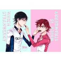 [Boys Love (Yaoi) : R18] Doujinshi - Yowamushi Pedal / Naruko Shoukichi (WHICH is STRAWBERRY) / この有様SHOP