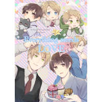 Doujinshi - Hetalia / United Kingdom & America & Japan (Everything needs LOVE ~break time~) / miruto