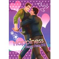 [Boys Love (Yaoi) : R18] Doujinshi - Biohazard (Resident Evil) / Chris Redfield x Piers Nivans (Happiness) / FUNNYCREW