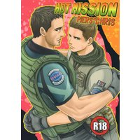 [Boys Love (Yaoi) : R18] Doujinshi - Biohazard (Resident Evil) / Piers Nivans x Chris Redfield (HOT MISSION) / FUNNYCREW