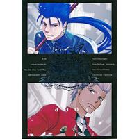 [Boys Love (Yaoi) : R18] Doujinshi - Fate/hollow ataraxia / Lancer & Archer (廻) / にのみ屋