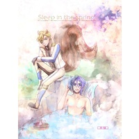 [Boys Love (Yaoi) : R18] Doujinshi - IRON-BLOODED ORPHANS / Gaelio Bauduin (【鉄血】マクガエ「Sleep in the spring」) / tsuyuko
