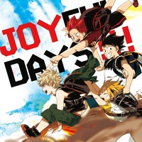 Doujinshi - My Hero Academia (JOYFUL DAYS!!!) / はなみず