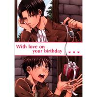 Doujinshi - Shingeki no Kyojin / Levi x Eren (With love on your birthday) / TK-Cinema