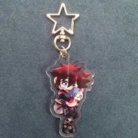 Key Chain - KINGDOM HEARTS / Sora