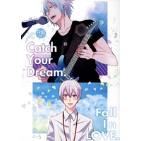 [Boys Love (Yaoi) : R18] Doujinshi - Novel - Anthology - IDOLiSH7 / Ousaka Sougo x Yotsuba Tamaki (Catch Your Dream. Fall In LOVE.) / みそに & 星月まろにー