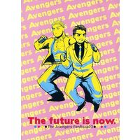 Doujinshi - Avengers (【コピー誌】The future is now.) / nothing