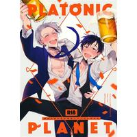 [Boys Love (Yaoi) : R18] Doujinshi - Yuri!!! on Ice / Victor x Katsuki Yuuri (PLATONIC PLANET) / Koi no Danmenzu