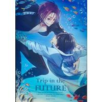 [Boys Love (Yaoi) : R18] Doujinshi - High Speed! / Rin x Haruka (Trip in the Future) / LAPISLAZULI***