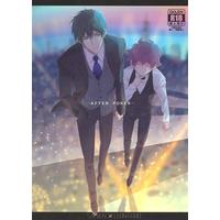 [Boys Love (Yaoi) : R18] Doujinshi - Blood Blockade Battlefront / Steven A Starphase x Leonard Watch (-AFTER POKER-) / 学徒士団