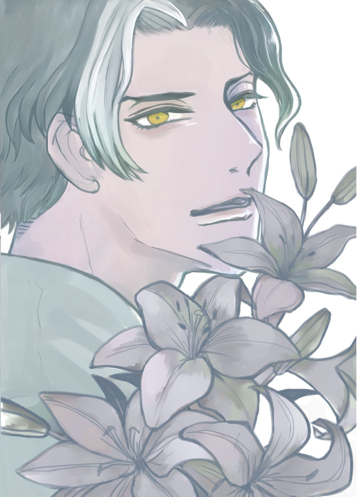 Doujinshi - Shadowbringers / Warriors of Light & Emet-Selch (欠片の夢【光エメ】) / ushiro-no-hoshi