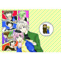 Doujinshi - Novel - Anthology - UtaPri / HE★VENS & Mikado Nagi & Amakusa Shion (Happily Heavenly Family) / Summer Lime
