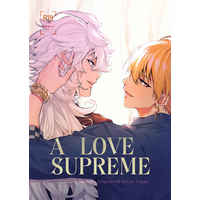[Boys Love (Yaoi) : R18] Doujinshi - Illustration book - Fate/Grand Order / Merlin (Fate Series) x Gilgamesh (A Love Supreme グッズ付き) / 光る魚
