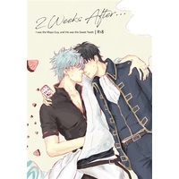 [Boys Love (Yaoi) : R18] Doujinshi - Gintama / Gintoki x Hijikata (2 weeks after...) / iito