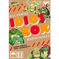 Doujinshi - Mutant Ninja Turtles (IDIOT BOX) / DASH4