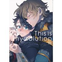 [Boys Love (Yaoi) : R18] Doujinshi - Fate/Grand Order / Gudao (male protagonist) (Thisismysolution 【蔵出品】)