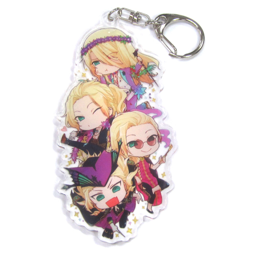Key Chain - Fate/Grand Order / Wolfgang Amadeus Mozart (Fate Series)