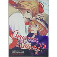 [Boys Love (Yaoi) : R18] Doujinshi - UtaPri / Natsuki x Shou (are you Ready?) / DOPING HEAVEN