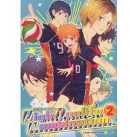 Doujinshi - Anthology - Haikyuu!! / All Characters (<<ハイキュー!!>> High Quality Combination(2)/なほし/ウサキ) / サガミ圭 & 寿ミコ & 70nnj & 上田ゆうき & 雲英