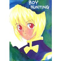 Doujinshi - Hunter x Hunter / Kurapika & Gon (BOY HUNTING ☆HUNTER×HUNTER) / ボーイハント