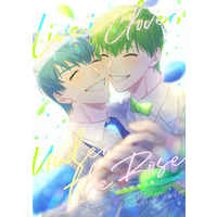 [Boys Love (Yaoi) : R18] Doujinshi - Omnibus - Osomatsu-san / Choromatsu x Karamatsu (Live in Clover, Under the Rose) / 温白飯