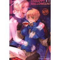 [Boys Love (Yaoi) : R18] Doujinshi - Hetalia / France x United Kingdom (UNHAPPY HALLOWEEN?) / Dolce Einsatz