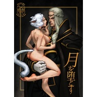 [NL:R18] Doujinshi - Final Fantasy XIV / Warriors of Light (月を堕とす) / Mare Cognitum