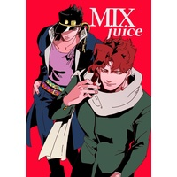 Doujinshi - Illustration book - All Series (Jojo) / Kakyouin Noriaki (イラスト本 MIX juice) / P cafe