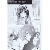 "Doujinshi - Hakuouki / Okita x Chizuru (after side""off day"") / Anman-ya"