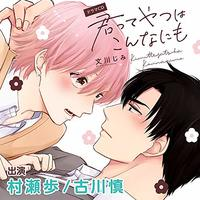 BLCD (Yaoi Drama CD) - Kimitteyatsu wa Konnanimo (I Seriously Can't Believe You)