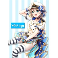 Doujinshi - Illustration book - Love Live! Sunshine!! / Watanabe You (YOU Log) / 音速ツインエッジ