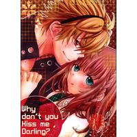 Doujinshi - AMNESIA / Touma x Heroine (Why don't you Kiss me Darling?) / Earl Grey
