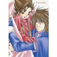 Doujinshi - Tales of Symphonia / Kratos Aurion x Lloyd Irving (Sweetly) / Pritty good!