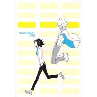 Doujinshi - Muhyo and Roji (HIGHTLIGHT LINE) / 春宵感懐
