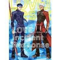 [Boys Love (Yaoi) : R18] Doujinshi - Novel - Fate/Grand Order / Lancer (Fate/stay night) x Archer (Fate/stay night) (LOVE Incident Response) / moonbath