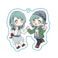 Key Chain - BanG Dream! / Hikawa Sayo & Hikawa Hina