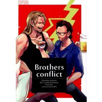 [Boys Love (Yaoi) : R18] Doujinshi - Avengers / Thor x Loki (Brothers conflict) / 有機栽培。