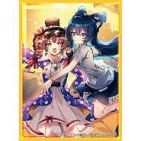 Card Sleeves - Touhou Project / Yorigami Joon & Yorigami Shion